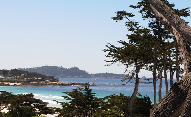 Real estate in Carmel-by-the-Sea