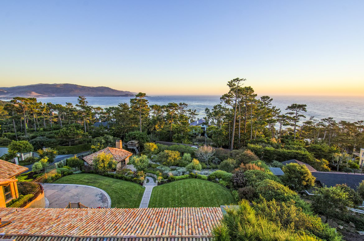 Luxury Homes in Pebble Beach
