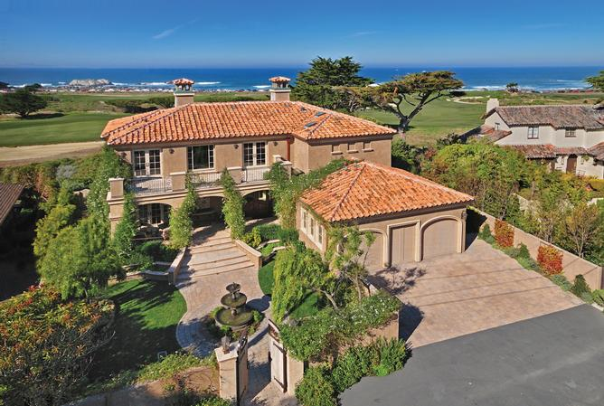 Luxury Houses for sale in Pebble Beach